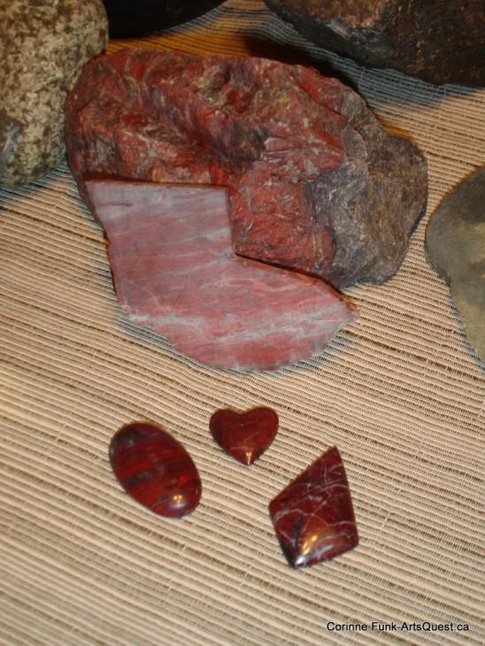 Behold Rocks Bejewelled