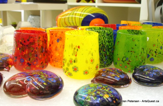Darren Petersen – Artisan Glassblower
