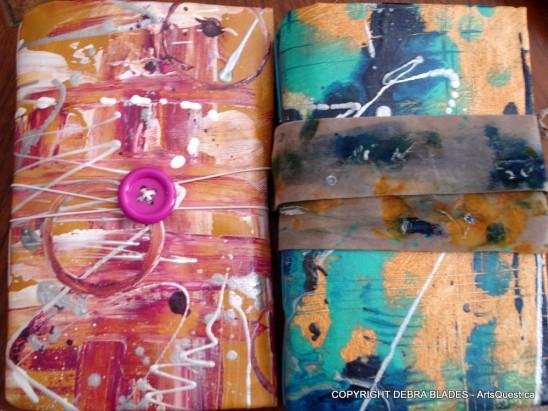 Debra Blades Mixes Fine Art With Fine Music