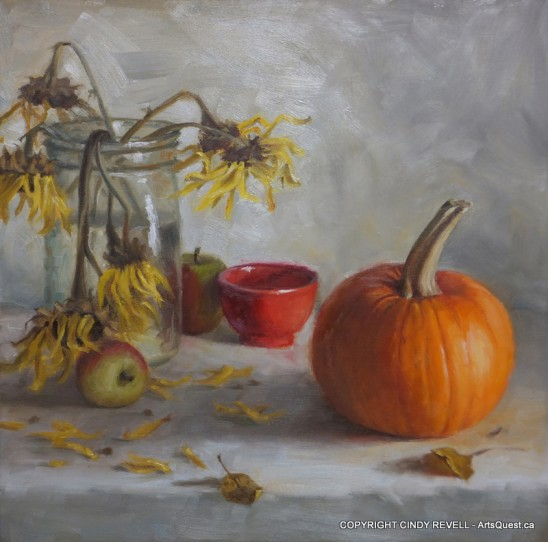 Fine Artist Cindy Revell – From Imagination to Creation