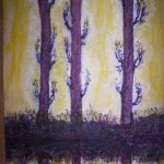 """Three Cottonwoods"""