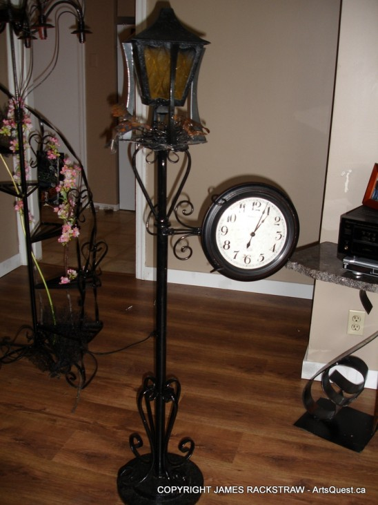 arts-quest-james-rackstraw-metal-fabrication-clock-lamp-post