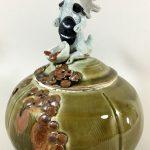 arts-quest-parsons-dietrich-pottery-wendy-dragon-jar