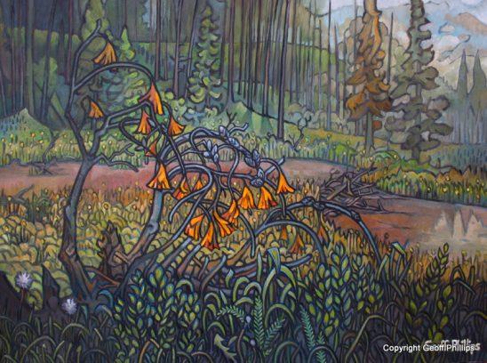 arts-quest-geoff-phillips-fallen-lodgepole-pine