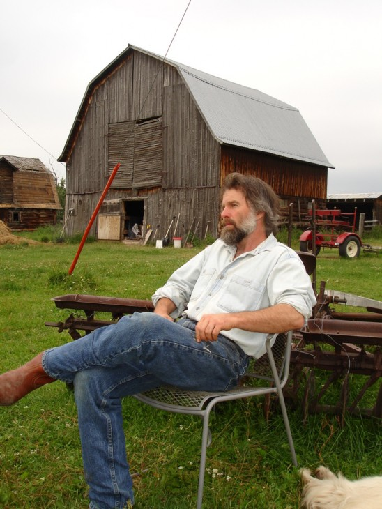 Jonathan Wright — Making Beautiful Music on the Farm