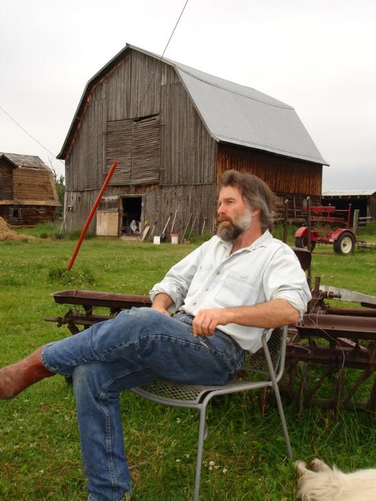 Jonathan Wright — Making Beautiful Music on the Farm