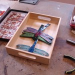 Dragonfly wall hangings