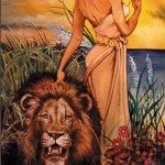 arts-quest-kurt-hafso-lady-lion