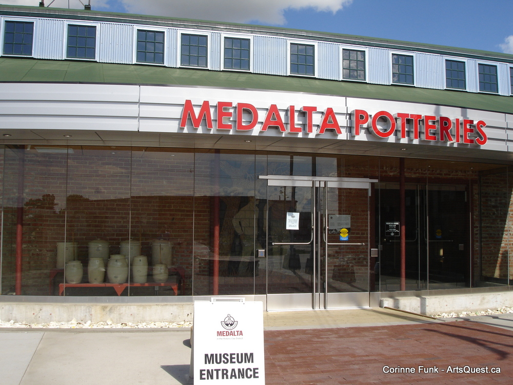 An Impromptu Visit to Medalta Potteries