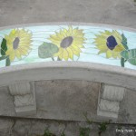 arts-quest-emily-hyatt-sunflower-bench