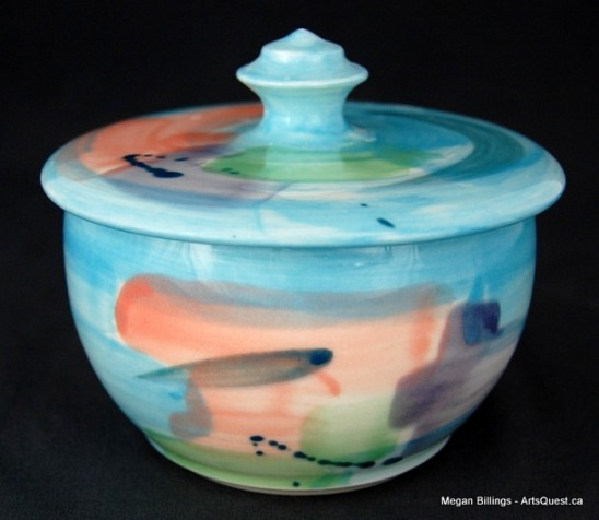 Pottery to Make You Smile from Megan Billings