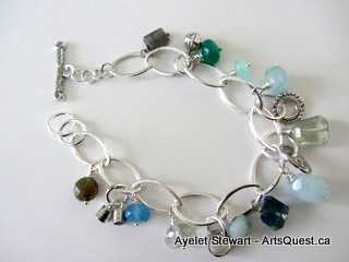 Elegant Jewelry Inspired by Nature, Handmade by Ayelet Stewart