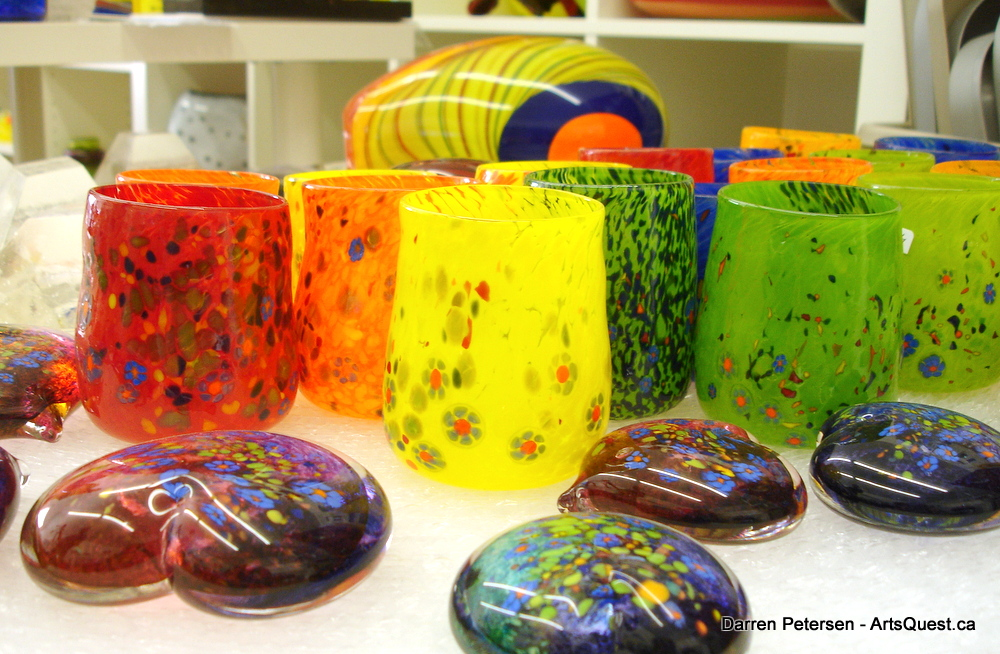 Darren Petersen &#8211; Artisan Glassblower