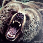arts-quest-karen-singleton-canvas-painting-grizzly-bear2