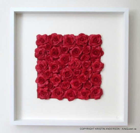 Kristin Anderson's Flowers are Blooming Beautiful