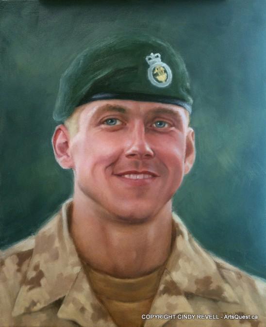 Lieutenant Andrew Nuttall