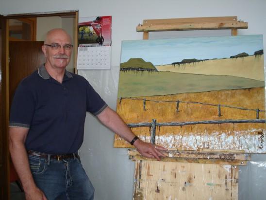 Landscape Painter Ian Randell