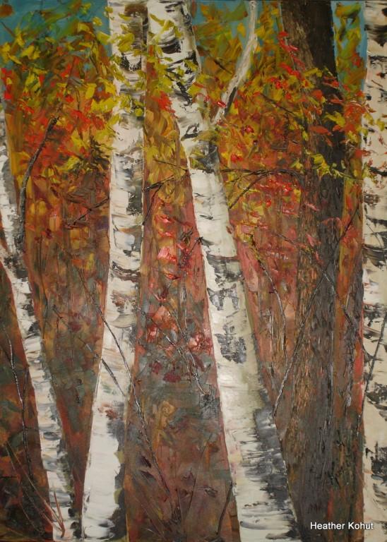 Painter Heather Kohut