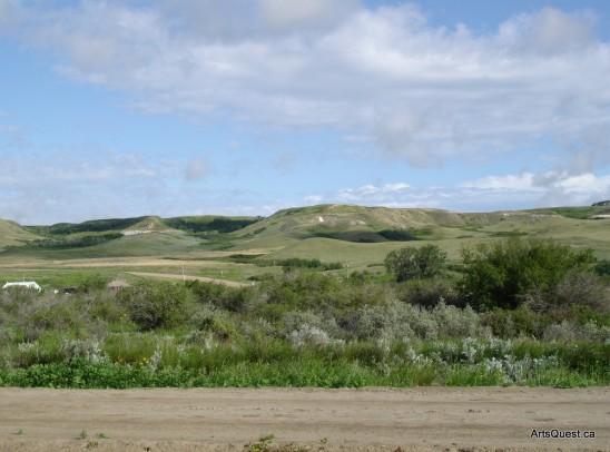 Prairie Road Rambling in the Rider Pride Province