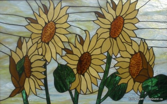 Stained Glass Artist Emily Hyatt