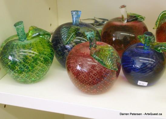 Darren Petersen – Artisan Glassblower
