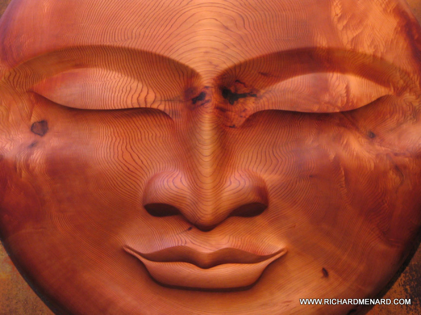 Richard Menard – Sculptures of Tranquility