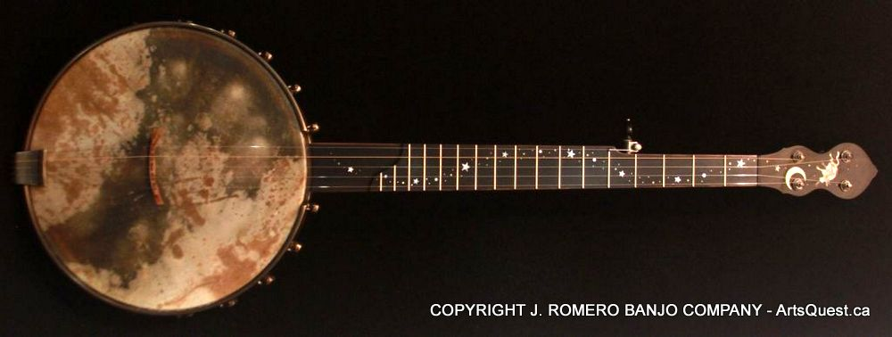 Pharis and Jason Romero String Together Banjo Beatitude
