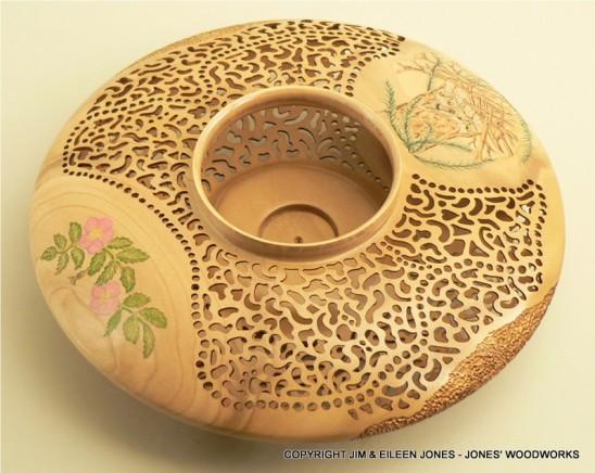 Jim and Eileen Jones – Working Wonders With Wood