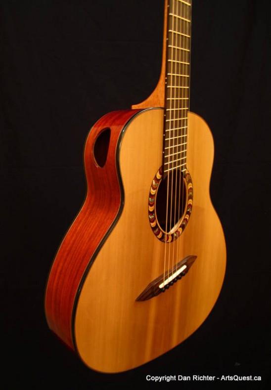 Dan Richter Crafts a String of Sweet Sounds