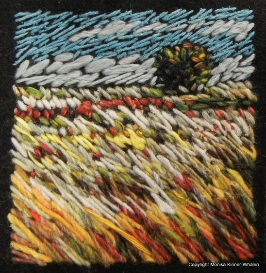 arts-quest-monika-kinner-whalen-one-tree-yarn-painting