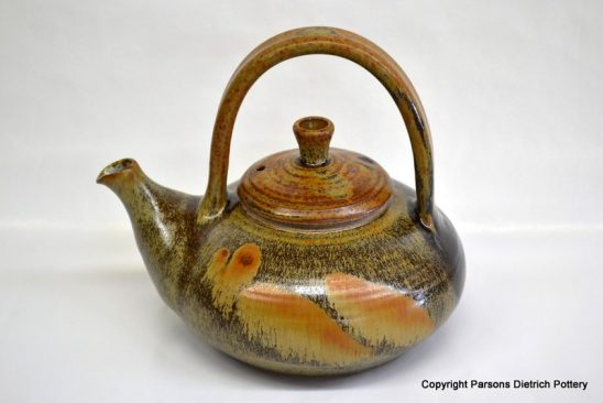 Parsons Dietrich Pottery Fires Form and Function