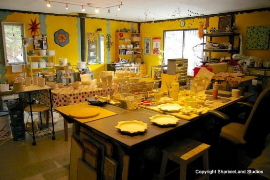 ShprixieLand Studios: Partners in Pottery and Play