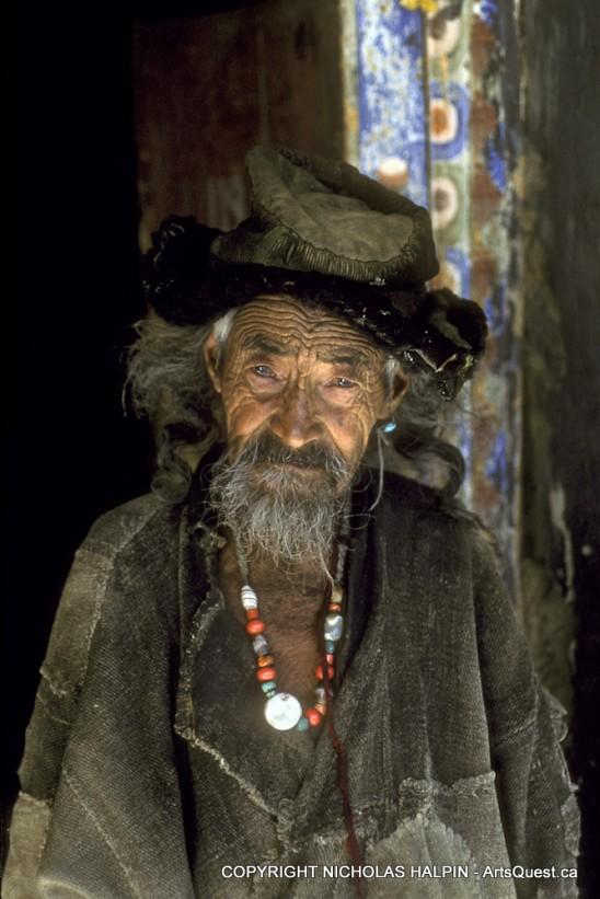 Ladakhi Shaman