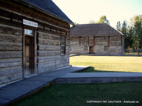 Canada National Historic Site, Fort St. James, B.C.