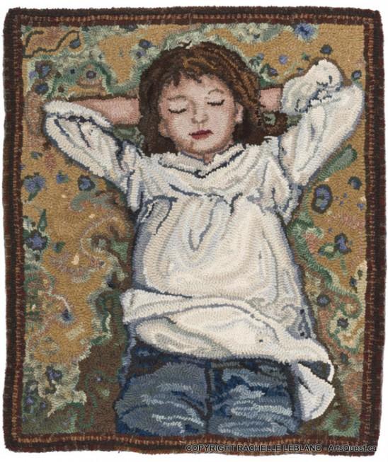 Bed of Violets